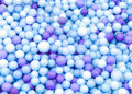 Background consisting of colour balls Royalty Free Stock Images