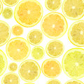 Background of cut across a lot of citrus fruits. Royalty Free Stock Photo