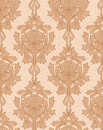 Background with damask Royalty Free Stock Photo