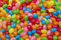 Background of delicious Jelly Bean candy Royalty Free Stock Photo