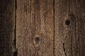 Background for design the texture of old wood with cracks and knots Stock Image