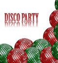Background for disco party Stock Photography