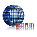 Background for disco party Stock Photos
