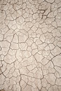 Background of dry clay soil in the arid deser Royalty Free Stock Photo