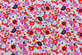 Background fabric floral Stock Photos