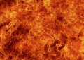 Background of fire. Royalty Free Stock Photo