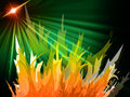 Background Fire Represents Raging Backgrounds And Inferno Royalty Free Stock Photo
