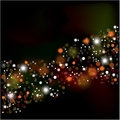 Background with flare preview abstract for greeting cards Royalty Free Stock Photo