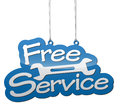 Background free service