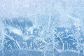 Background frosty pattern on glass abstract Royalty Free Stock Photography