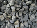 Background of gravel Royalty Free Stock Photo