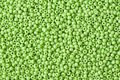 Background of green beads Royalty Free Stock Images