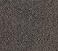 Background grey car mat set isolated on white Royalty Free Stock Image