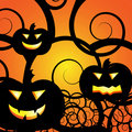 Background for Halloween Stock Image