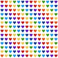 Background with hearts (BIG 196) Royalty Free Stock Photography