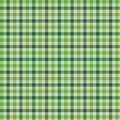 Background Irish Plaid Stock Image