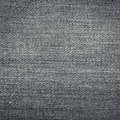 Background jeans material. Black and white shot Royalty Free Stock Photo