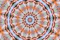 Background kaleidoscope pattern Royalty Free Stock Photo