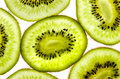 Background kiwi slice kiwi slice contre jour contre jour Royalty Free Stock Image