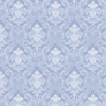 Background Lace On Blue Royalty Free Stock Images