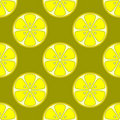 Background, lemons Royalty Free Stock Images