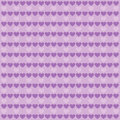 Background with lilac hearts.