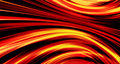 Background liquid fire lines Stock Image