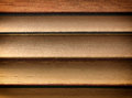 Background made of old books arranged in stacks concept well ordered close Stock Photos