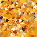 Background with maple autumn leaves eps and also includes Royalty Free Stock Image