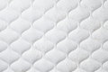 Background of mattress comfortable white textured Royalty Free Stock Image
