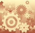 Background - mechanism, vector Stock Images