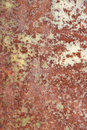 Background of metal affected by corrosion photographed as a Royalty Free Stock Photos