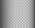Background of metal diamond plate Stock Images