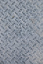 Background of metal plate gray colour Stock Images