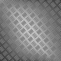 Background of metal with repetitive patten vector Royalty Free Stock Image