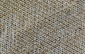 Background natural woven fabric texture gray