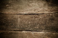 Background of old textured wooden planks weathered and with side vignetting Stock Image