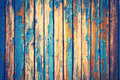 Background From Old Wooden Wall