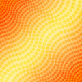 Background orange Stock Images