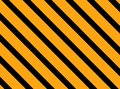 Diagonal stripes orange black