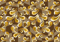 Background paisley.Wallpaper.Background. Royalty Free Stock Photography
