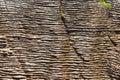 Background of Pancake Rocks of Punakaiki, NZ Royalty Free Stock Photo