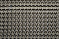 Background pattern of an acoustic panel Royalty Free Stock Image