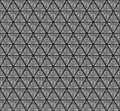 Background pattern composed of triangular diamonds Stock Image