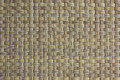 Background pattern of lines from natural woven material Royalty Free Stock Photos