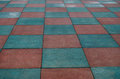 Background from paving pavers