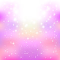 Background pink sky light illustration of beautiful landscape Stock Images