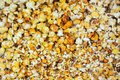 background, popcorn Royalty Free Stock Photo