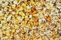 background, popcorn Royalty Free Stock Photo