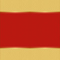 Background red and gold illustration Stock Images